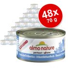 Almo Nature Legend Sparpaket 48 x 70 g