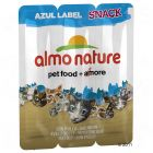 Almo Nature Snack Azul Label