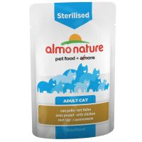 Almo Nature Sterilised Pouch