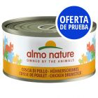Almo Nature 6 x 70 g pack mixto de prueba