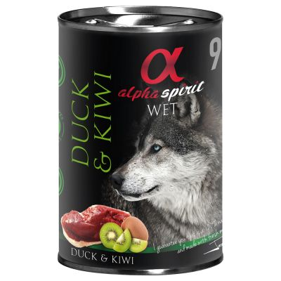 Alpha Spirit Saver Pack 12 x 400g