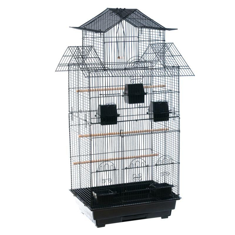 Amilo Cockatiel & Large Parakeet Cage