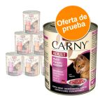 Animonda Carny Adult 6 x 800 g - Pack de prueba