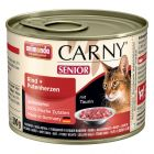 Animonda Carny Senior 6 x 200 g pour chat
