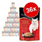 Animonda vom Feinsten 36 x 50 g pour chat