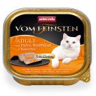 Animonda vom Feinsten Adult Cœur gourmand 6 x 100 g pour chat