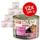 Animonda Carny Adult 12 x 200 g - Pack económico