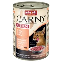 Animonda Carny Kitten 6 x 400g