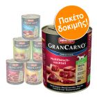 Μεικτό Πακέτο Animonda GranCarno Original Adult 6 x 800 g