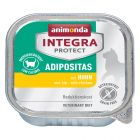 Animonda Integra Protect Adult Adipositas tálcás 6 x 100 g