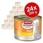 Animonda Integra Protect Adult Niere konzerv 24 x 200 g