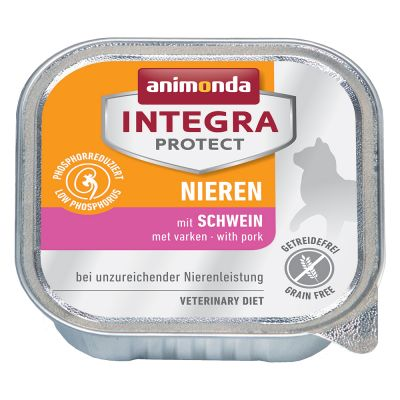 Animonda Integra Protect Adult Renal Tăviță 6 x 100 g