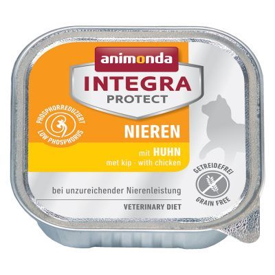 Umido Per Gatti Animonda Integra Protect Adult Renal Vaschetta Zooplus