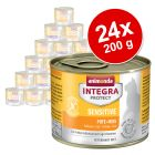Animonda Integra Protect Adult Sensitive konzerv 24 x 200 g