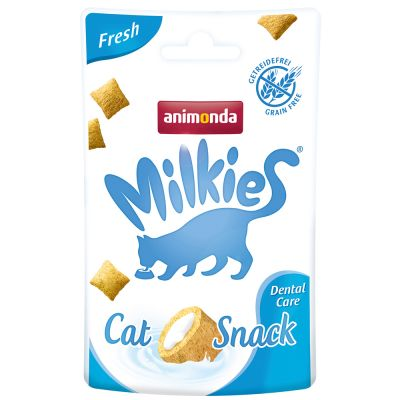 Animonda Milkies Fresh Dental Care Crunch Bag