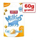 Animonda Milkies Harmony - Anti Hairball 300 + 60 g gratis!