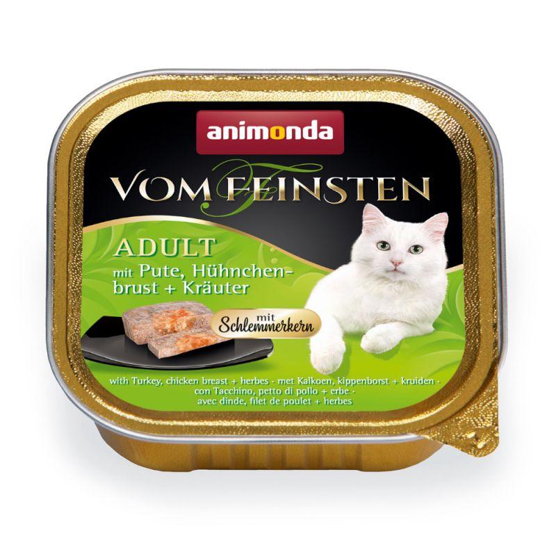 Animonda vom Feinsten Adult herkkutäytteellä 6 x 100 g