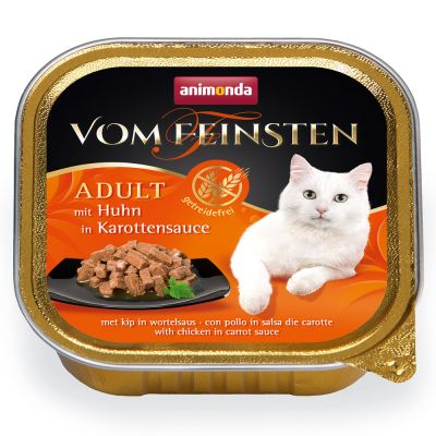 Animonda vom Feinsten Adult NoGrain in salsa 6 x 100 g