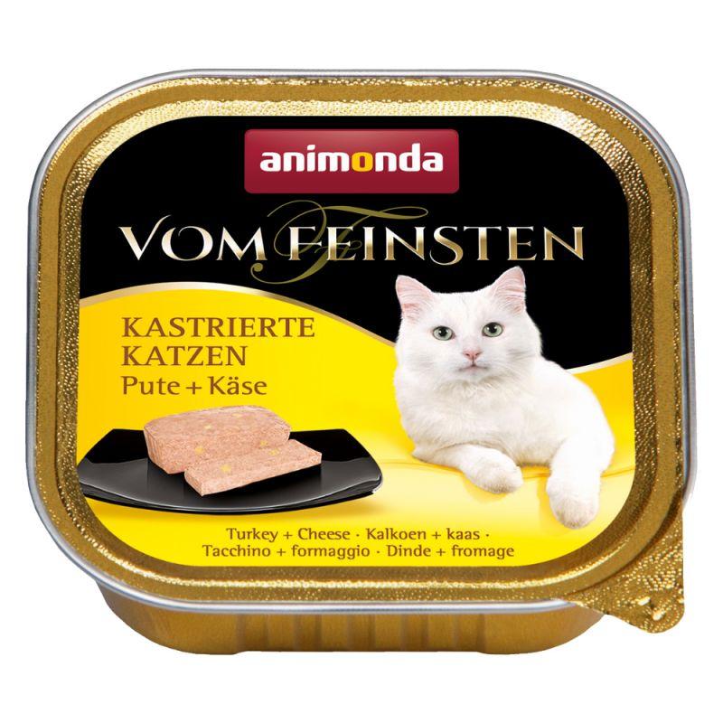 Animonda vom Feinsten for Neutered Cats  6 x 100 g