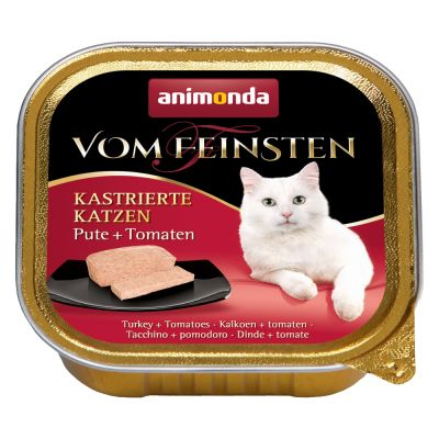 Animonda vom Feinsten Light Sterilized 6 x 100 g