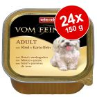 Animonda vom Feinsten Menu, 24 x 150 g