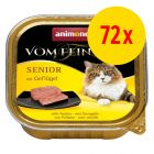 Animonda vom Feinsten Senior 72 x 100 g