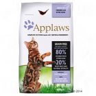 Applaws Adult com frango e pato para gatos