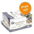 Applaws Cat Pot Selection Prøvepakke  8 x 60 g