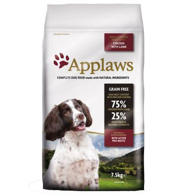 Applaws Adult Small & Medium Breed - Pollo con Agnello