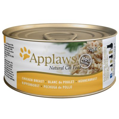 Applaws Cat Food 70g Chicken In Broth Free P Amp P 163 29 At
