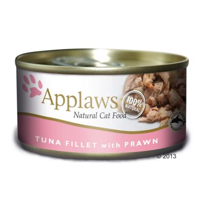 Applaws Cat Food Cans 156g Tuna Fish Wet Cat Food At Zooplus