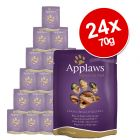 Applaws Cat Food Pouches Saver Pack 24 x 70g