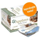 Applaws Cat Pot Selection probno pakiranje  8 x 60 g