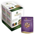Applaws Cat Pouches Mixed Pack in Broth 70g