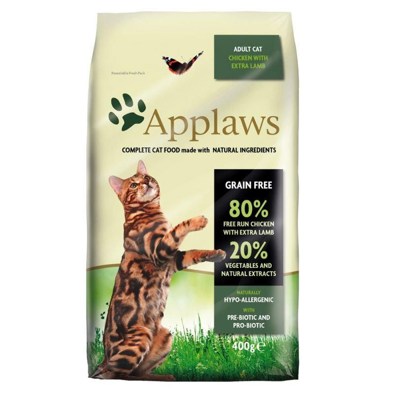 Applaws Chicken & Lamb Cat Food