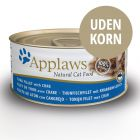 Applaws i sovs, Tunfilet & Krabbe
