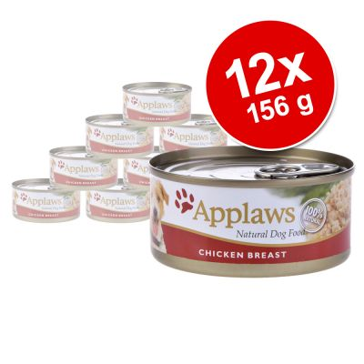 Applaws in Brodo 12 x 156 g