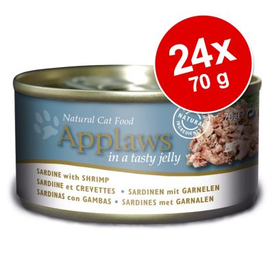 Applaws in Jelly Grain Free 24 x 70 g