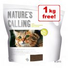 Applaws Nature's Calling Cat Litter - 5kg + 1kg Free!*
