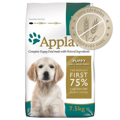 Applaws Puppy Small & Medium Breed, poulet