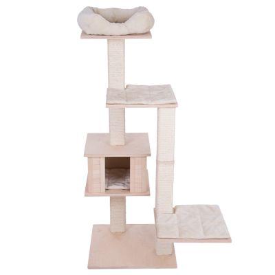natural paradise quadra arbre chat zooplus. Black Bedroom Furniture Sets. Home Design Ideas
