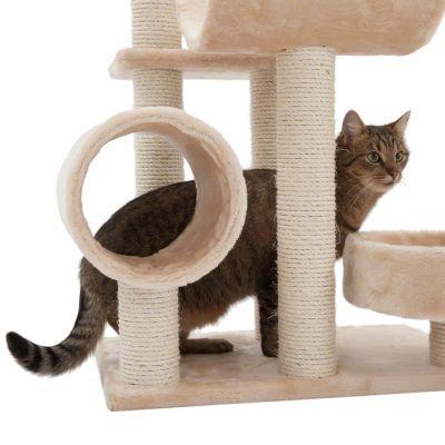 classiques animalerie 100 discount arbre chat p n lope. Black Bedroom Furniture Sets. Home Design Ideas