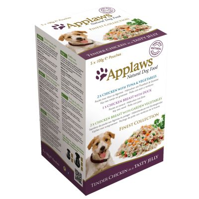 Assortiment Applaws Finest Collection pour chien