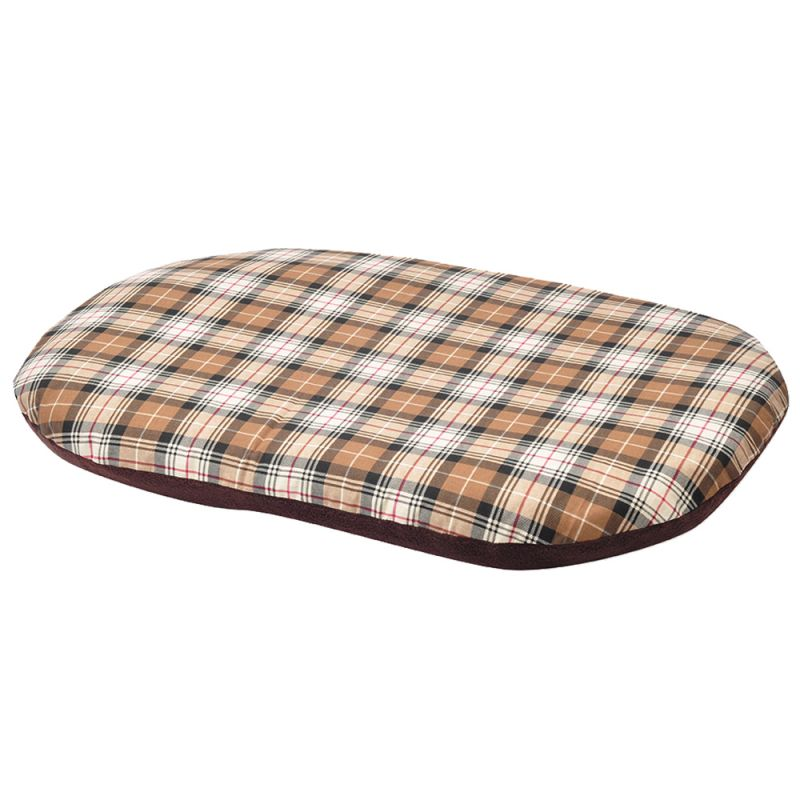 Aumüller Lindo Dog Cushion – Tartan