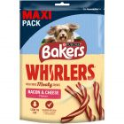 Bakers Whirlers - Bacon & Cheese
