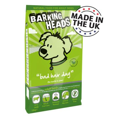 Barking Heads Bad Hair Day Lamb
