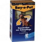 Bay-o-pet Dental Care Chew Strips - higiene oral em tiras d