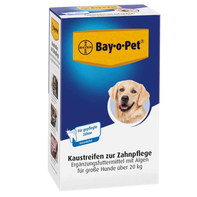Bay-o-pet tyčinky k péči o zuby pro velké psy
