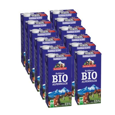 Berchtesgadener Land Bio Alpenmilch