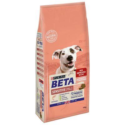 Purina Beta Adult Sensitive Dry Dog Food Top Deals At Zooplus
